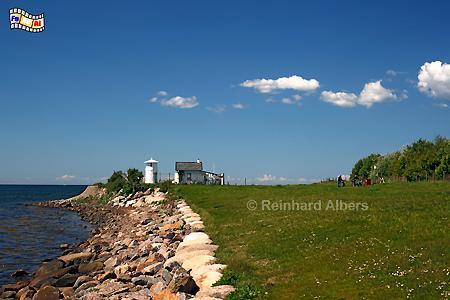 Insel Fehmarn - Strukkamphuk, Leuchtturm, Deutschland, Schleswig-Holstein, Ostseeküste, Insel Fehmarn, Fehmarn, Strukkamphuk