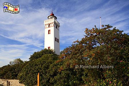 Dänemark - Strib Odde an der Ostseeküste, Dänemark, Leuchtturm, Strib, Odde, foreal, Albers