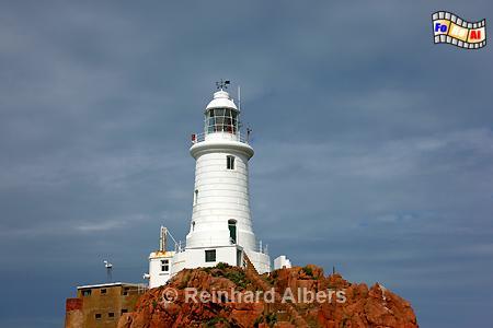 Kanalinsel Jersey - La Corbière, Leuchtturm, Lighthouse, Phare, Corbière, Jersey, Kanalinsel, foreal, Albers, Foto,