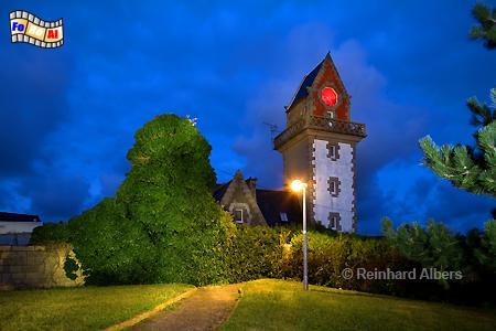 Phare de la Haize in Paramé bei Saint-Malo in der Bretagne., Leuchtturm, Phare, Lighthouse, Paramé, Bretagne, Foto, foreal, Albers,