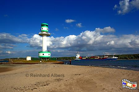 Kiel-Friedrichsort., Leuchtturm, Lighthouse, Phare, Farol, Deutschland, Schleswig-Holstein, Kieler Förde, Friedrichsort, foreal, Foto, Albers,