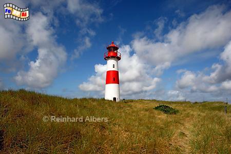 Sylt Ellenbogen - List Ost, Leuchtturm, Sylt, Ellenbogen, Lighthouse, Phare, Nordseeküste, Albers, Foto, foreal,