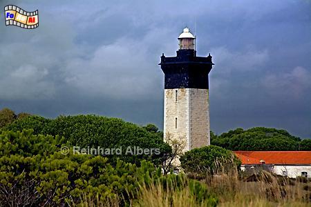 Phare de l Espiguette in der Camargue, Leuchtturm, Phare, Lighthouse, Camargue, Espiguette, foreal, Albers, Foto,