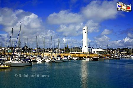Port du Crouesty, Leuchtturm, Frankreich, Bretagne, Port, Crouesty, Albers, foreal, Foto