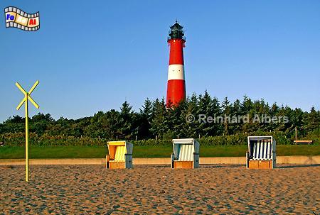 Sylt - Hörnum, Leuchtturm, Lighthouse, Phare, Sylt, Hörnum, foreal, Albers, Foto,