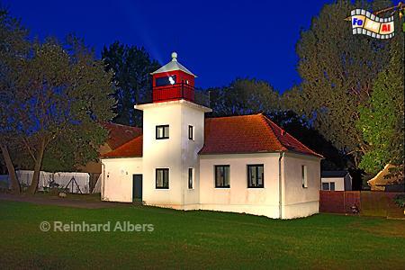 Gollwitz-Nord auf der Insel Poel in Mecklenburg-Vorpommern., Leuchtturm, Lighthouse, Phare, Poel, Gollwitz, Mecklenburg, foreal, Albers, Foto,