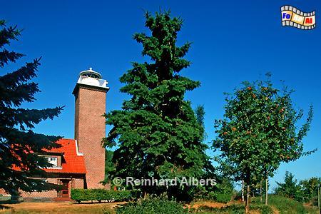 Pelzerhaken in Ostholstein, Leuchtturm, Lighthouse, Phare, Pelzerhaken, Ostseeküste, foreal, Albers, Foto,