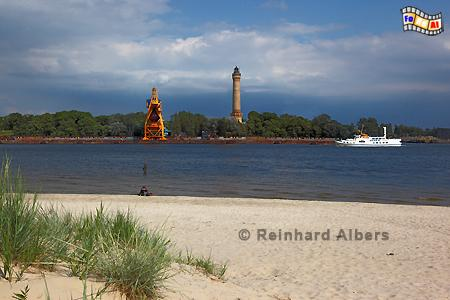 Polen - Świnoujście (Swinemünde), Leuchtturm, Lighthouse, Phare, Latarnia, Morska, Polen, Ostseeküste, Swinemünde, Foto, Albers, foreal, Świnoujście,