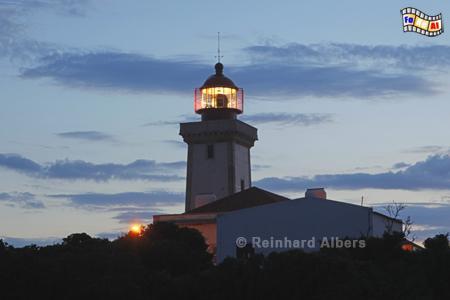 Portugal - Leuchtturm Alfanzina in der Algarve., Leuchtturm, Portugal, Algarve, Carvoeiro, Alfanzina, Albers, foreal, Foto,