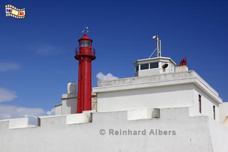 Portugal - Cabo Raso, Leuchtturm, Portugal, Cabo Raso, Albers, foreal, Foto, Farol,