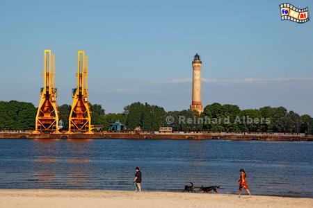 Polen - Świnoujście (Swinemünde)., Leuchtturm, Lighthouse, Phare, Latarnia, Polen, Ostseeküste, Swinemünde, Foto, Albers, foreal, Świnoujście,