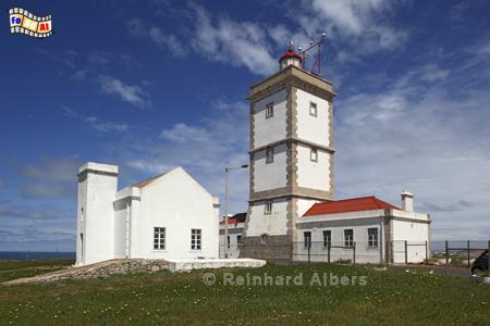 Portugal - Cabo Carvoeiro, Leuchtturm, Lighthouse, Farol, Cabo, Carvoeiro, Foto, foreal, Albers,