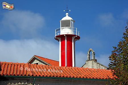 Nordportugal - Viana do castelo., Leuchtturm, Portugal, Viana do Castelo, Farol, Albers, Foto, foreal,