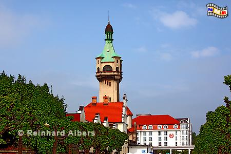 Polen - Sopot (Zoppot), Leuchtturm, Lighthouse, Phare, Latarnia, Morska, Polen, Ostseeküste, Foto, Albers, foreal, Latarnia, Sopot, Zoppot,