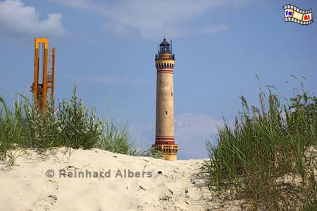Świnoujście (Swinemünde) Polen. Der 68 m hohe Leuchtturm stammt aus dem Jahr 1858., Leuchtturm, Lighthouse, Phare, Latarnia Morska, Polen, Ostseeküste, Swinemünde, Foto, Albers, foreal, Latarnia, Świnoujście,