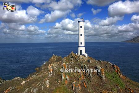 Spanien -Cabo Home in Galicien., Leuchtturm, Spanien, Galicien, Cabo Home, Albers, Foto, foreal,