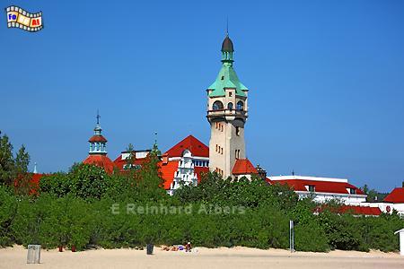 Polen - Sopot (Zoppot)., Leuchtturm, Lighthouse, Phare, Latarnia, Morska, Polen, Ostseeküste, Foto, Albers, foreal, Sopot, Zoppot,
