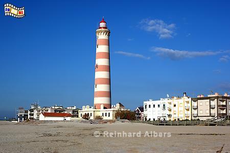 Portugal - Aveiro, Leuchtturm, Lighthouse, Farol, Aveiro, Albers, Foto, foreal,