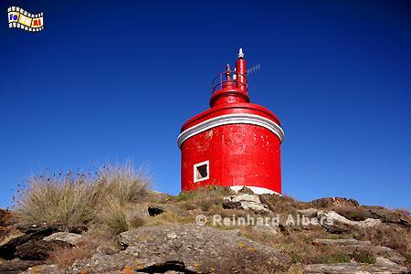 Spanien - Punta Robaleira in Galicien., Spanien, Galicien, Leuchtturm, Lighthouse, Phare, Robaleira, Albers, Foto, foreal,