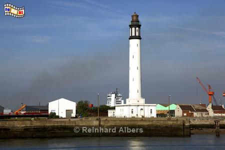 Frankreich - Dunkerque (Dünkirchen), Leuchtturm, Phare, Lighthouse, Latarnia Morska, Dunkerque, Dünkirchen, Frankreich, Albers, Foto, foreal,