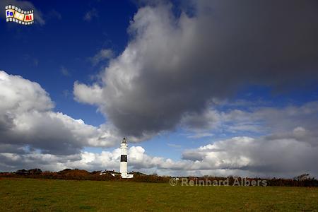 Leuchtturm bei Kampen auf der Insel Sylt., Leuchtturm, Lighthouse, Phare, Kampen, Sylt, foreal, Albers, Foto,