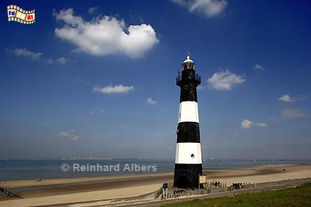 Niederlande - Niewe Sluis, Niederlande, Holland, Leuchtturm, Lighthouse, Phare, Niewe Sluis, Albers, Foto, foreal,