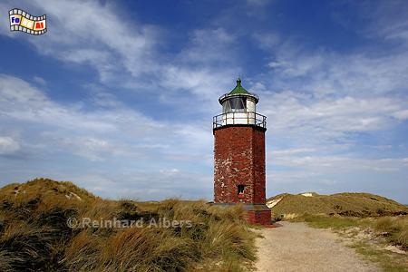 Kampen - Quermarkenfeuer., Leuchtturm, Lighthouse, Phare, Farol, Sylt, Kampen, foreal, Albers, Foto,