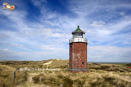 Quermarkenfeuer bei Kampen auf der Insel Sylt., Leuchtturm, Lighthouse, Phare, Farol, Sylt, Kampen, foreal, Albers, Foto,