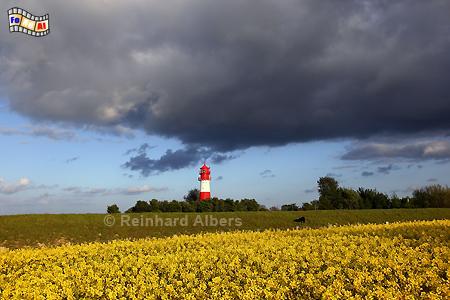Abendstimmung am Leuchtturm von Falshöft., Leuchtturm, Ostseeküste, Lighthouse, Phare, Falshöft, Pommerby, Albers, Foto, foreal,