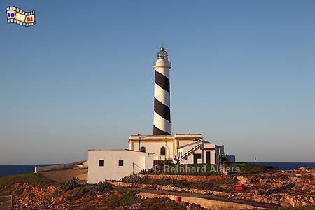 Mallorca - Morgenstimmung beim Leuchtturm am Cap de Cala Figuera., Leuchtturm, Lighthouse, Phare, Far, Mallorca, Figuera, Foto, Albers, foreal,