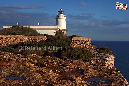 Mallorca - Cap Blanc, Leuchtturm, Lighthouse, Phare, Far, Mallorca, Cap, Blanc, Foto, Albers, foreal,