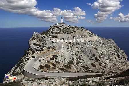 Mallorca - Cap Formentor, Leuchtturm, Lighthouse, Phare, Far, Mallorca, Cap, Formentor, Foto, Albers, foreal,