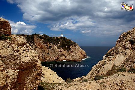 Mallorca - Capdepera, Leuchtturm, Lighthouse, Phare, Far, Mallorca, Capdepera, Foto, Albers, foreal,