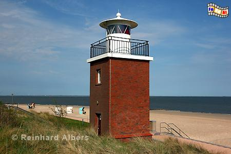 Wyk auf Föhr, Leuchtturm, Nordseeküste, Föhr, Wyk, Albers, Foto, foreal,