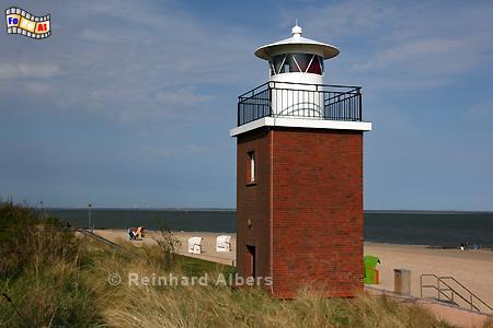 Wyl auf der Nordseeinsel Föhr., Leuchtturm, Nordseeküste, Föhr, Wyk, Albers, Foto, foreal,
