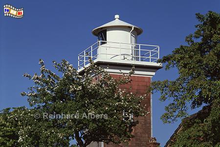 Strandhusen bei Heiligenhafen, Leuchtturm, Deutschland, Schleswig-Holstein, Ostseeküste, Strandhusen, foreal, Albers, Foto,