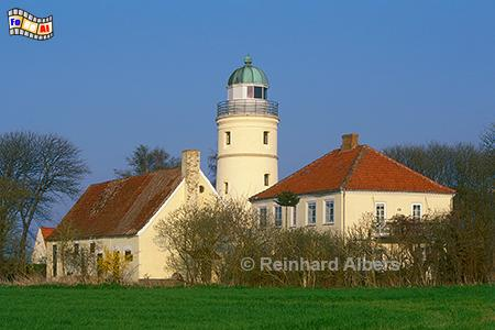 Leuchtturm auf der (Halb)Insel Kegnæs, Leuchtturm, Dänemark, Insel Kegnæs, Kegborg, Albers, Foto, foreal,