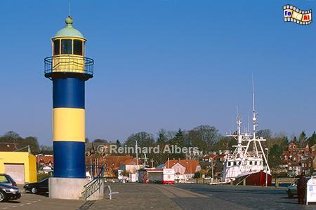 Alter Leuchtturm von Eckernförde, Leuchtturm, Deutschland, Schleswig-Holstein, Eckernförde, Ostsee, Albers, Foto, foreal, Bucht, Hafen,