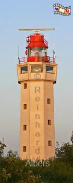 Cap de la Hève bei Le Havre in der Normandie., Leuchtturm, Frankreich, Normandie, Le Havre, Cap de la Hève