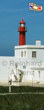 Cabo Raso westlich von Lissabon - Portugal, Leuchtturm, Portugal, Cabo Raso