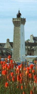Roscoff in der Bretagne - Frankreich, Leuchtturm, Frankreich, Bretagne, Roscoff
