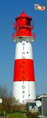 Falshöft in Schleswig-Holstein, wird heute als Standesamt genutzt., Leuchtturm, Deutschland, Schleswig-Holstein, Ostseeküste, Falshöft