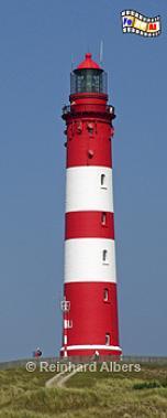 Insel Amrum, Leuchtturm, Deutschland, Schleswig-Holstein, Nordseeküste, Amrum