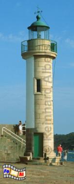 Bretagne Binic, Leuchtturm, Deutschland, Bretagne, Binic