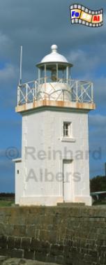 Barfleur in der Normandie verfügt über 2 Leuchttürme., Leuchtturm, Frankreich, Normandie, Barfleur