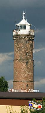 Jarosławiec (Jershöft) an der Ostseeküste in Polen., Leuchtturm, Polen, Pommern, Ostseeküste, Jaroslawiec, Jershöft