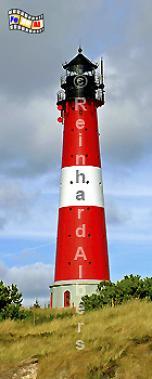 Insel Sylt, Hörnum, Leuchtturm, Deutschland, Schleswig-Holstein, Nordseeküste, Insel Sylt, Sylt, Hörnum