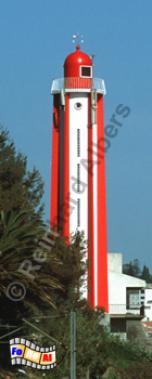 Portugal - Oeiras an der Tejomündung bei Lissabon., Leuchtturm, Portugal, Lissabon, Tejomündung, Tejo, Oeiras
