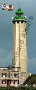 Cap d'Antifer in der Normandie., Leuchtturm, Frankreich, Normandie, Cap d Antifer,