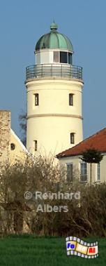 Kegborg auf der Insel Kegnæs in Dänemark, Leuchtturm, Dänemark, Kegnæs, Kegborg
